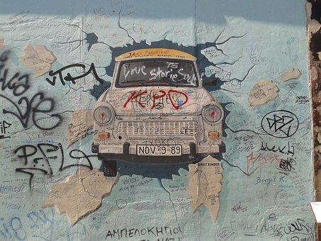 The Trabant Automobile, East Germany, Auto, Communism
