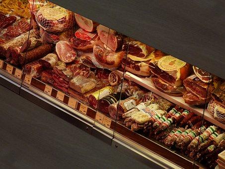 Sausage, Ham, Food, Eat, Meat, Delicious, Salami
