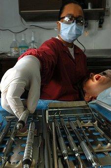 Dental Technician, Man, Hypodermics, Dentistry, Care