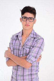 Brazil, Roraima, Glasses, Model, Kid, Social