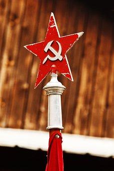 Communism, Communist, Hammer, Moscow, Old, Politics