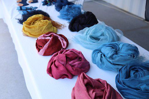 Natural-dyed Cloth, Natural Dyeing, Famous Hat-bone