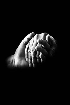 Hands, Compassion, Help, Old, Care, Support, Assistance