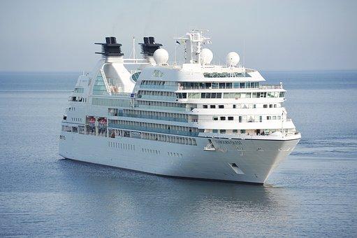 Cruise, Ship, Ocean, Cruise Ship, Passenger Ship