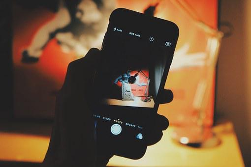 Smartphone, Camera, Photography, Phone, Mobile, Picture