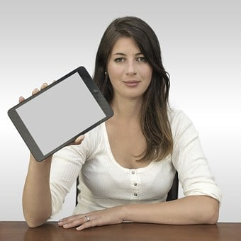 Ipad, Presentation, Screen, Digital, Person, Display