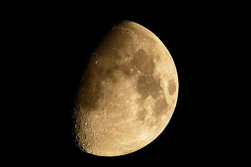 Moon, Night, Sky, Moon At Night, Full Moon, Darkness