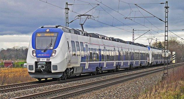 Regional Train, Private Providers, Main Line, Talent2