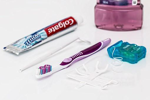 Dental, Toothpaste, Toothbrush, Dental Floss, Mouthwash