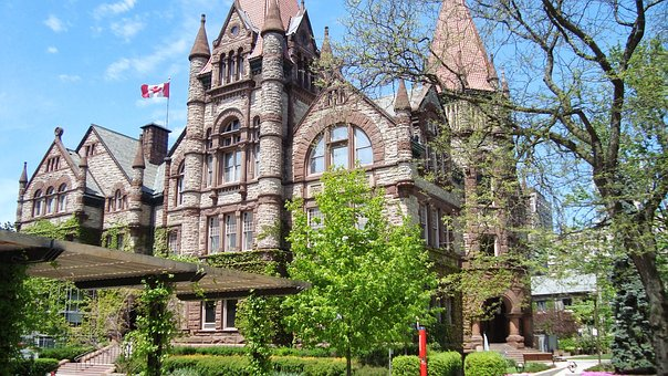 University, Toronto, Admin, Ontario