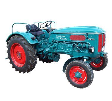 Hanomag, Tractors, Tractor, Agricultural Machine