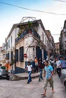 City, Old Town, Bejaia, Algeria, Architecture, Building