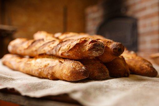 Bread, Bakery, Preparation, Fresh Bread, Baker, Eat