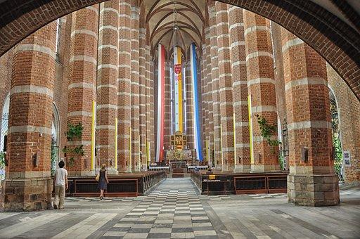 The Basilica, Church, Stone Church, Architecture