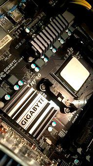 Processor, Pc, Motherboard, Computers, Amd, Chipset