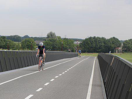 Cyclist, Race Bike, Netherlands