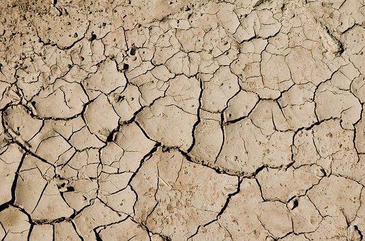 Desert, Dry, Drought, Cracked, Ground, Earth, Land