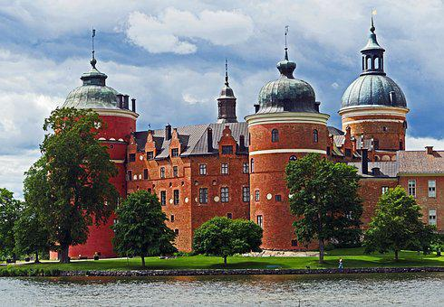 Gripsholm Castle, Mälaren, Söder Mans Land