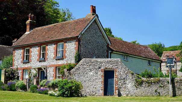 Old, House, Exterior, Vintage, Rural, Old House, Home