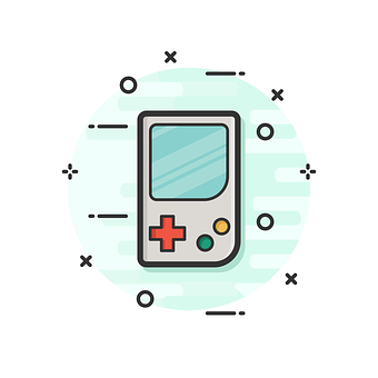 Game, Console, Icon, Video, Play, Gaming, Technology