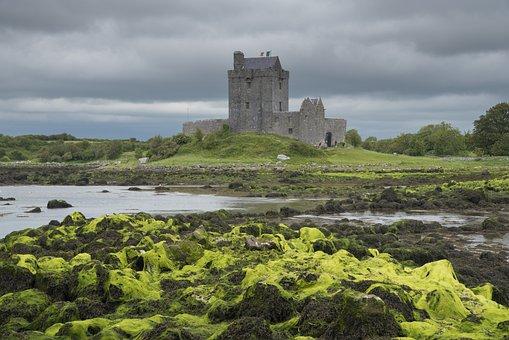 Dunguaire Castle, Co Galway, Castle, Dunguaire, Tourism