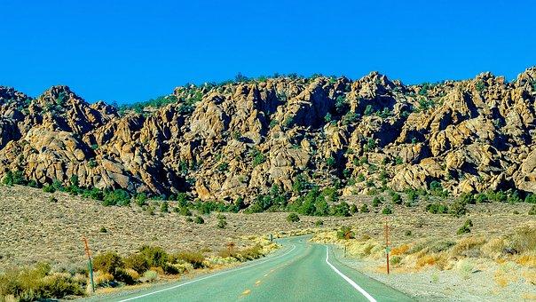 Way, Nevada, Ilovetravel, Canon, Landscape, Semester