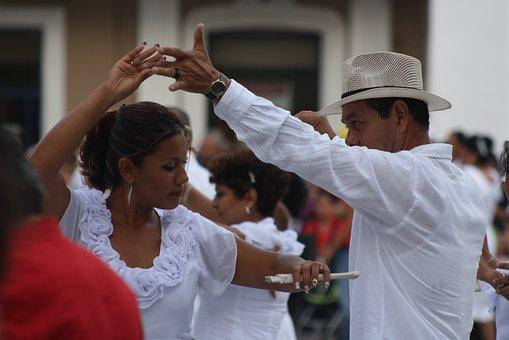 Danzon, Dance, Mexican, Couple, Veracruz, Traditional