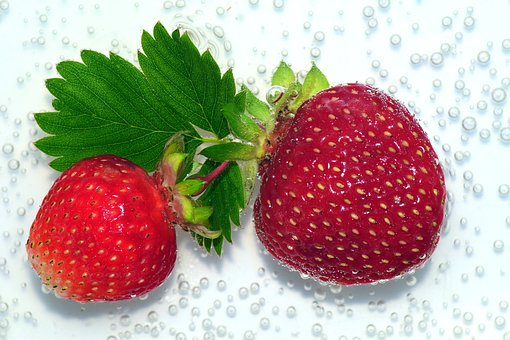 Strawberries, Red, Sweet, Fruits, Fruit, Delicious, Eat