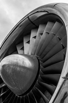 Background, Texture, Detail, Technology, Turbine