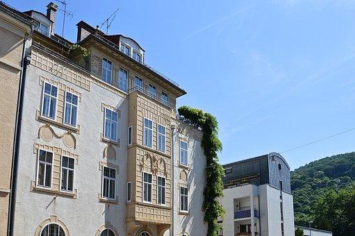 Villa, Heidelberg, Weststadt, Ivy, Entwine, Home