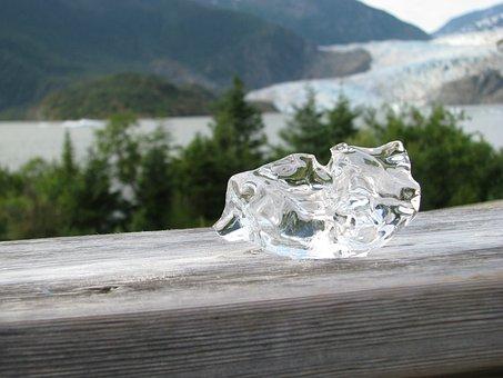 Glacier, Ice, Scenic, North, Outdoor, Peak, Iceberg