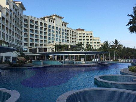 Sanya, Yalong Bay, Sea View Room