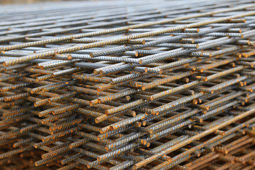Iron, Steel, Site, Metal, Stainless, Iron Rods, Rods