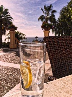 Drink, Gin, Tenerife, Holidays, Canary Islands, Beauty