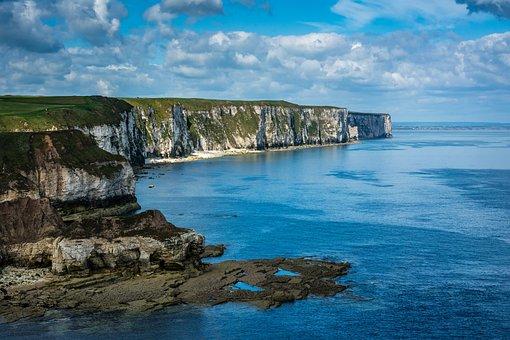 Seascape, Bay, Coast, Sea, Travel, Landscape, Ocean