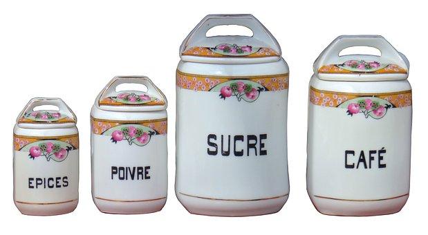 Storage Jars, Ceramic, Historically, Container, Old