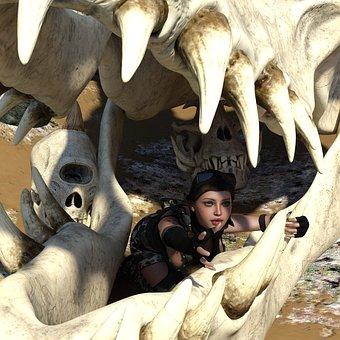 Skull And Crossbones, Tooth, Cyclops, Apocalypse