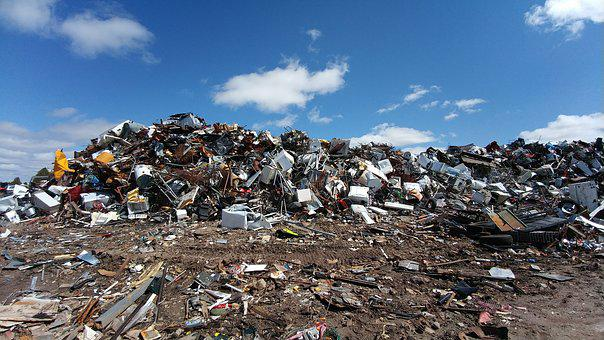 Scrapyard, Metal, Waste, Junk, Recycle, Heap, Pile