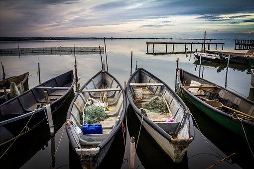Boat, Boats, Lake, Water, Sea, Ocean, Travel, Vacation