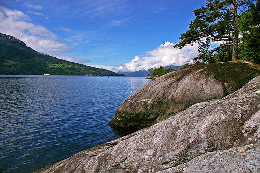 Norway, Holiday, Nature, Landscape, Scandinavia, Water