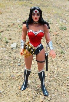 Wonder Woman, Superhero, Costume, Female, Feminism