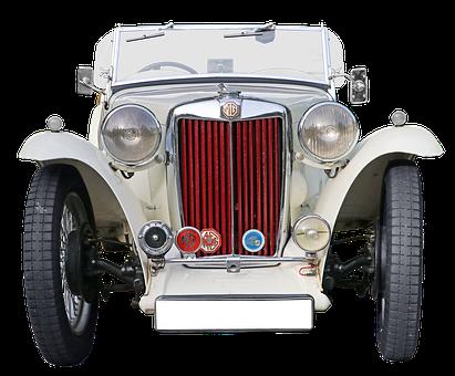Mg, Tc, 40ziger Years, Sports Car, Oldtimer, Automotive