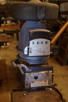 Wood Stove, Old, Fire, Stove, Wood, Vintage, Antique