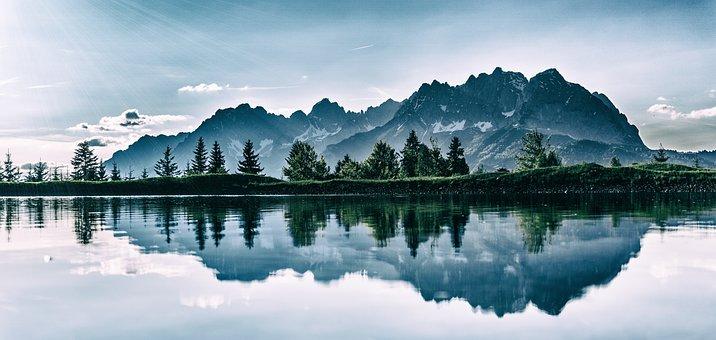 Mountain, Alpine, Wild Emperor, Landscape, Nature