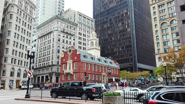 Boston, City, Urban, Urban Landscape, United States