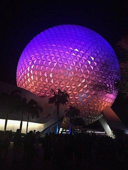 Epcot, Disney, World