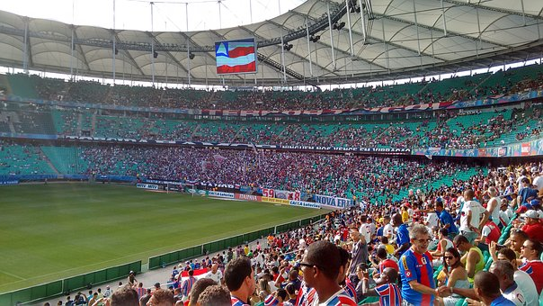 Bahia, Esporte Clube Bahia, Futebol, Brasil