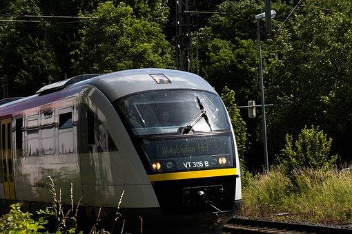 Hlb, Hessian State Railway, Train, Regional Train