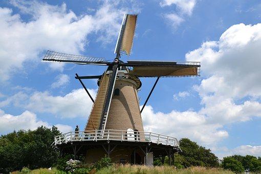 Mill, Mound, Limburg