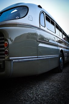 Ikarus, Bus, Oldtimer, City, Design, Tourism, Tourist